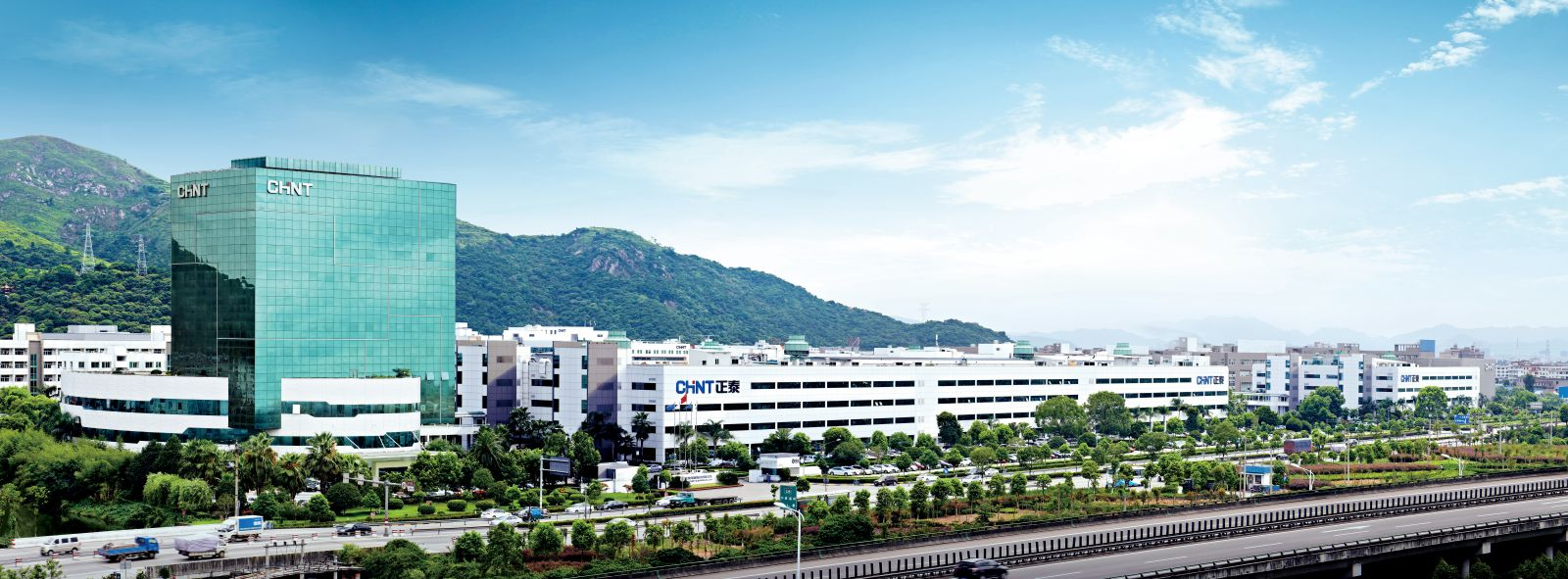 Фабрика низковольтного оборудования CHINT