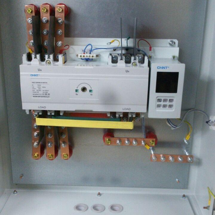 Шкаф АВР 2 ввода 250А, Москва